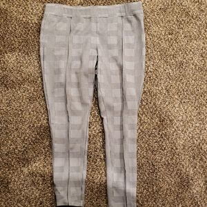 Old Navy stretch pants.